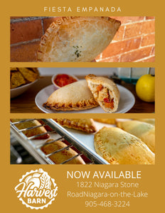 Fiesta Empanadas - 4 Flavours to choose from