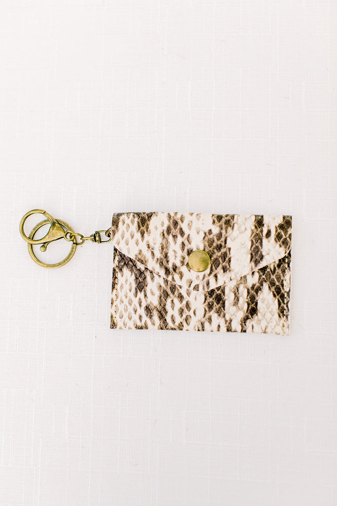 Wallet Keychains // Smooth