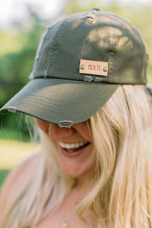 Olive Hat  // Customize Me
