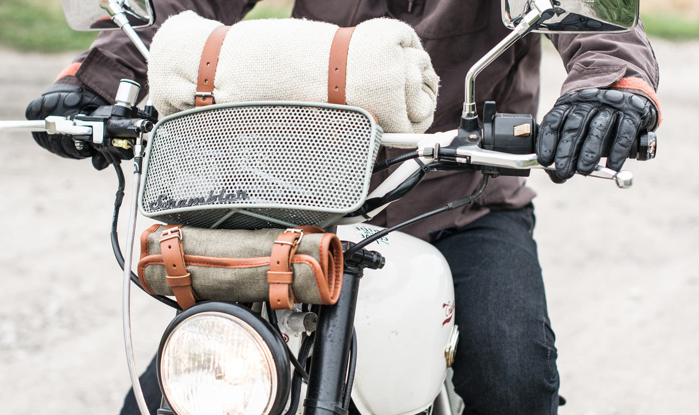 Tool roll - motorcycle tool bag/roll