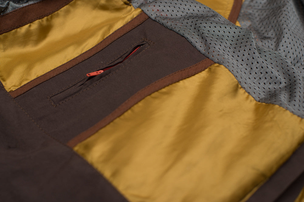 365 Protective Jacket - Brown - full Kevlar™ lining