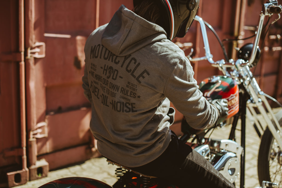 Motorcycle Hoodie - We Make Our Own Rules
