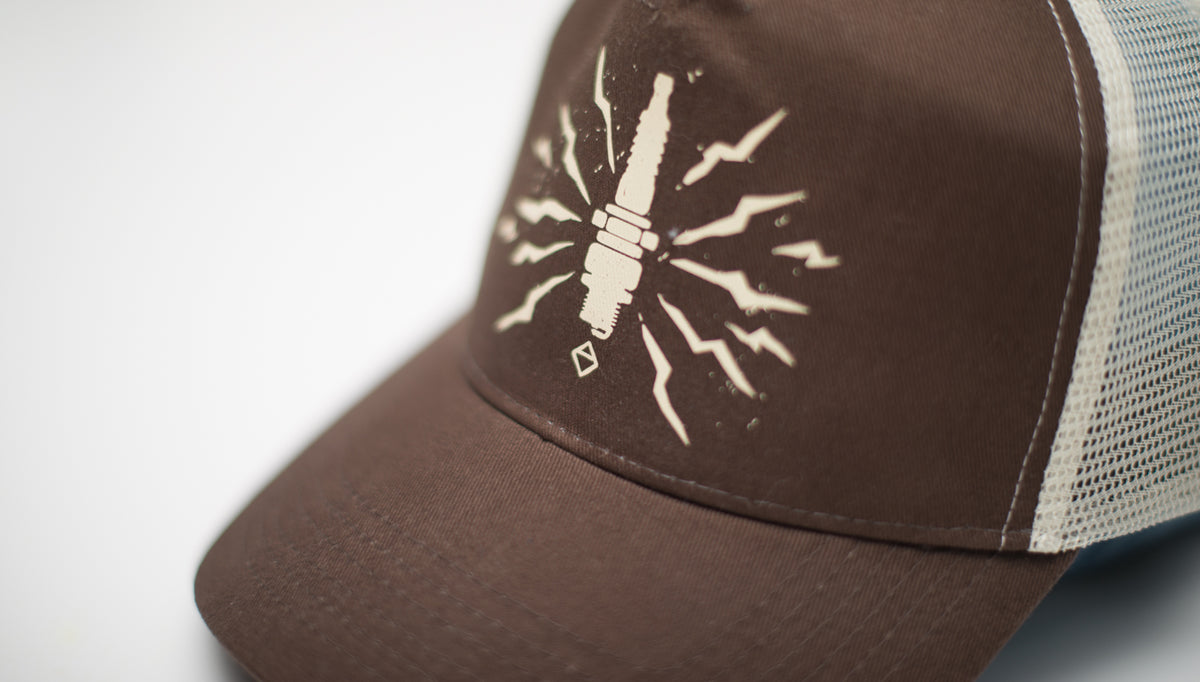 - Spark Gods - Crave for Ride Snapback Cap