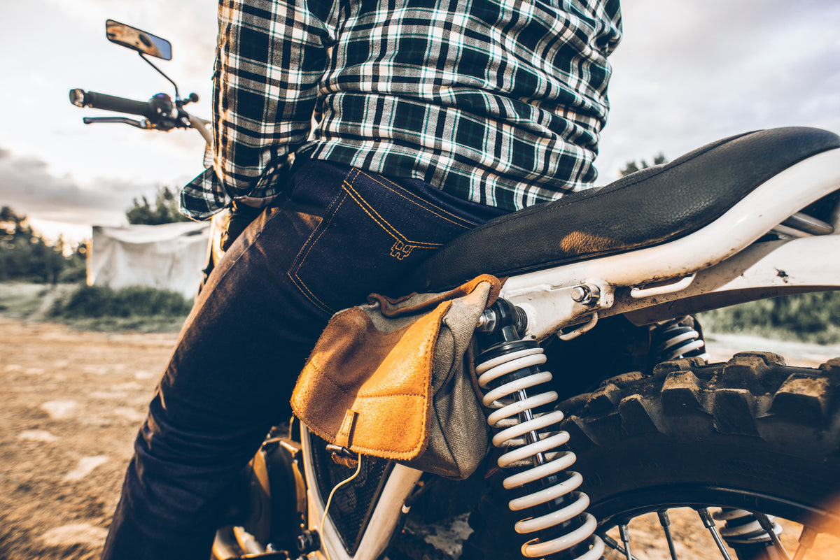 SKULL – World's strongest motorcycle jeans
