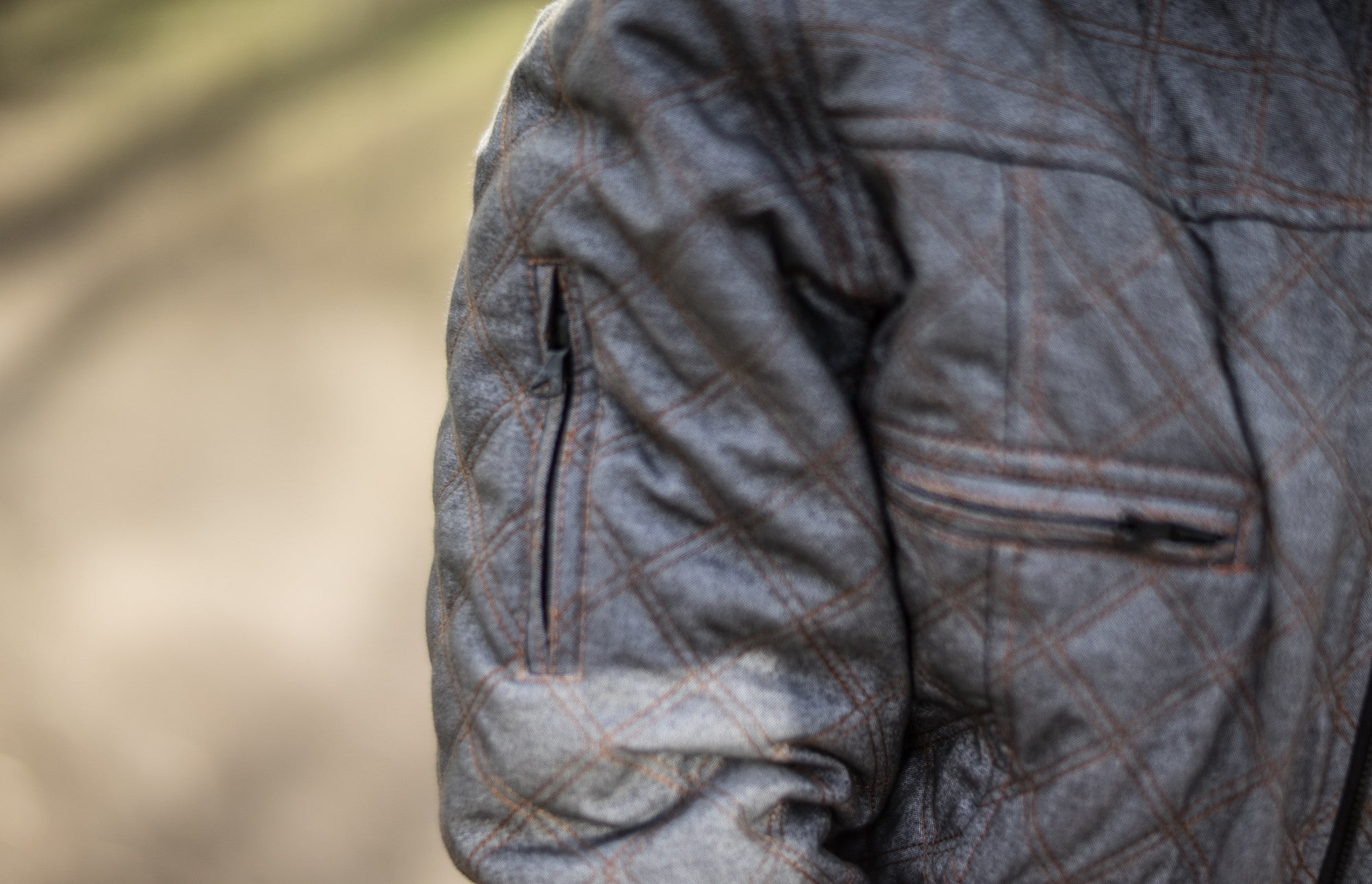 Quilted Duke Jacket