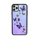 Load image into Gallery viewer, Butterfly Sky iPhone Case