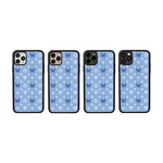 Load image into Gallery viewer, Denim Monogram iPhone Case