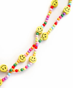 Smiley Phone Charms