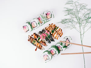 Sushibar+Wine: New Nordic set / In collaboration with WWF (L, M, SS, SV)