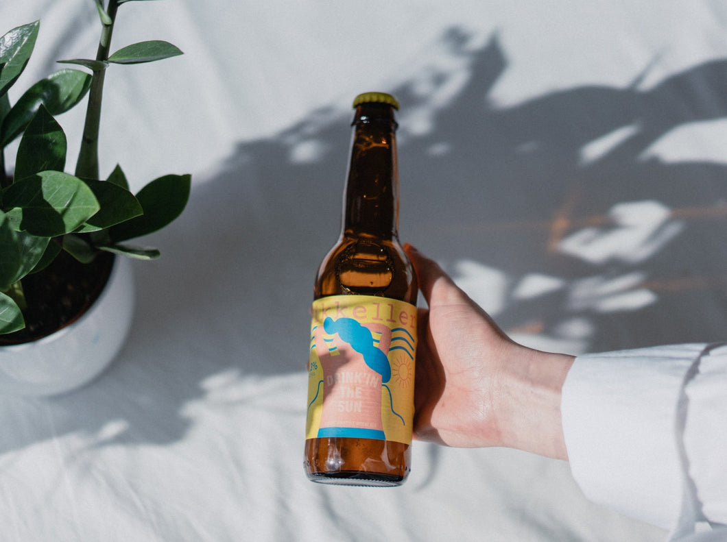 Mikkeller drink´in the sun, non-alcoholic beer (0.33l)