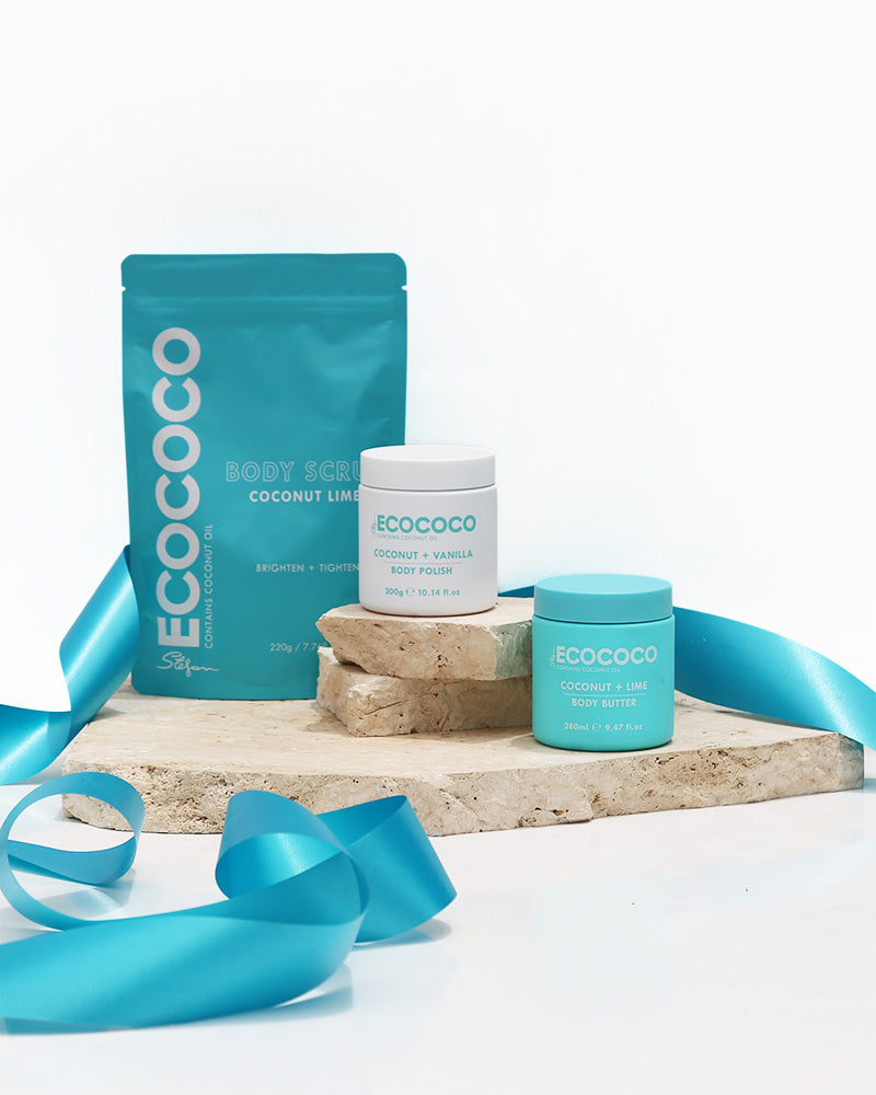 Ultimate Body Scrub Collection