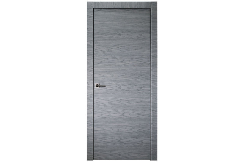 Belldinni Optima Blue Shadow Laminated Modern Interior Door
