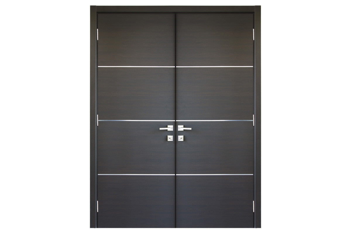 Nova HG008 Japan Oak Laminated Modern Interior Door