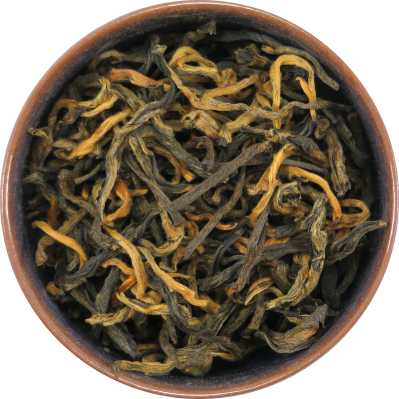 Ancient Yunnan Black Tea - BLACK - Teaura Tea | Online Tea Store