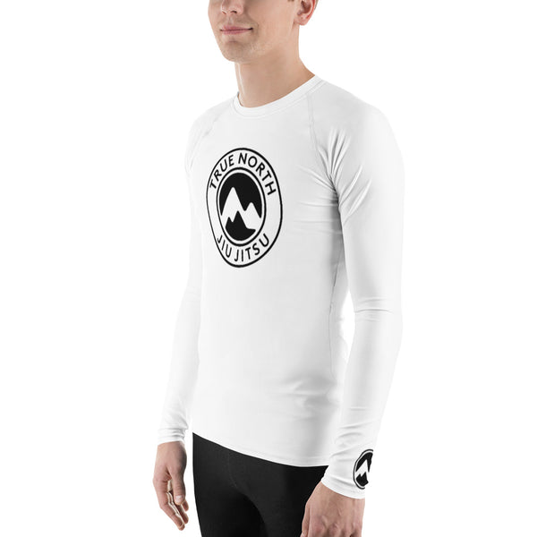 True North Jiu Jitsu White Rash Guard