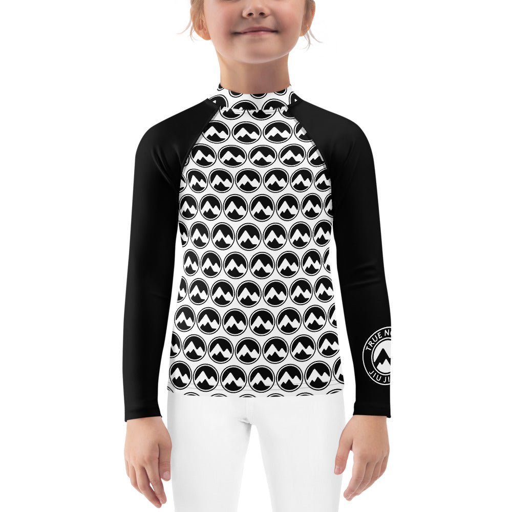 Kids TNJ Rash Guard
