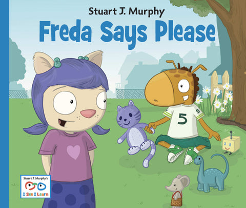 Freda Says Please (social skills / being polite)