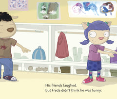 Freda Stops a Bully (emotional skills / dealing with bullying)
