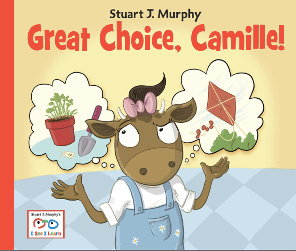 Great Choice, Camille! (emotional skills / making decisions)