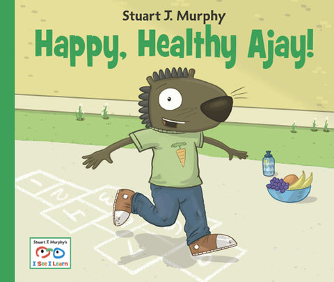Happy, Healthy Ajay (health and safety skills / healthy habits