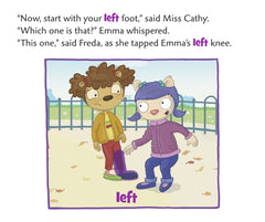 Left, Right, Emma! (cognitive skills / knowing left and right)