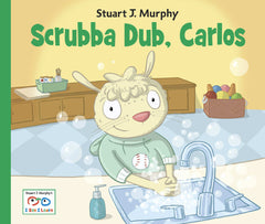 Scrubba Dub, Carlos (health and safety skills / washing your hands)