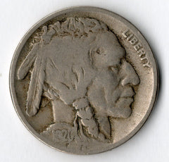 1920-P Buffalo Nickel
