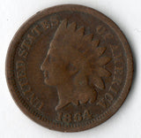 1864 Indian Head Cent (Indian Head Penny)