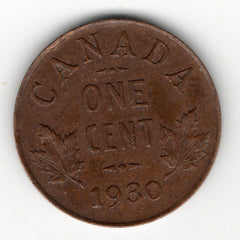 Canada Small Cent 1930 (Penny)