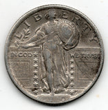 1920-P Standing Liberty Quarter (90.0% Silver)