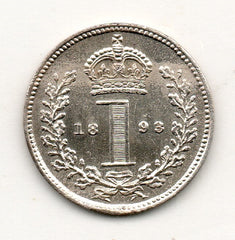 Great Britain 1 Pence 1893