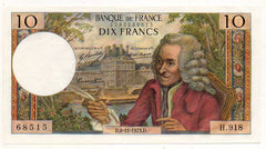 France 10 Francs 1973 (P-147d) Uncirculated