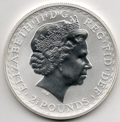 Great Britain 2 Pounds 1999 PROOF (KM-1000)