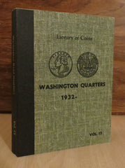 Library of Coins Vol.15 - WASHINGTON QUARTERS 1932-