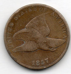 1857 Flying Eagle Cent (Flying Eagle Penny)