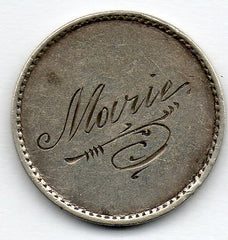 Love Token - MOIRIE or MOERIE