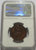 Great Britain 1/2 Penny 1853 (KM-726) NGC MS 62 Brown