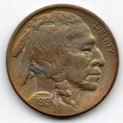 1919-P Buffalo Nickel