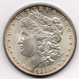 1898-O Morgan Dollar (90.0% Silver)
