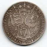 Great Britain 1 Florin 1898 (92.5% Silver)