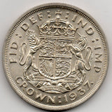 Great Britain 1 Crown 1937 (50.0% Silver)