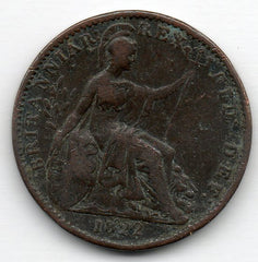 Great Britain 1 Farthing 1822
