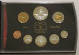 Canada 8 Coin RCMP-GRC Proof Set 1998