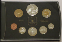 Canada 8 Coin Proof Set 2003