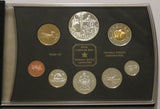 Canada 8 Coin GOLDEN JUBILEE Special ANA Proof Set 2002 - #0001
