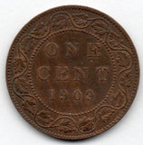 Canada Large Cent 1909 (Penny)
