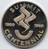 City of Summit - New Jersey Centennial 1969