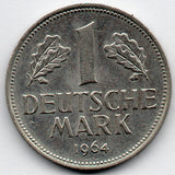 Germany 1 Mark 1964 D