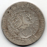 Great Britain 1 Florin 1893 (92.5% Silver)