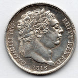 Great Britain 6 Pence 1816 (Sixpence) (92.5% Silver)